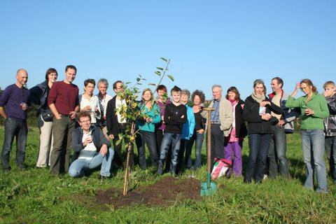 EcoErf Vathorst -> Groenvoort